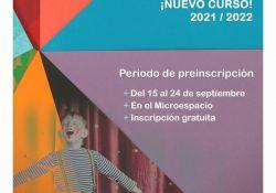El Ayuntamiento de Guareña abre periodo de inscripciones para la Escuela Municipal de Teatro para el curso 2021/2022