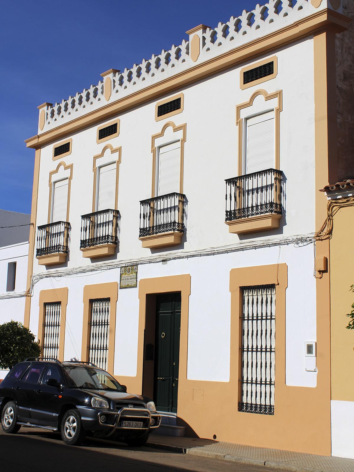 Casa de Luis Chamizo