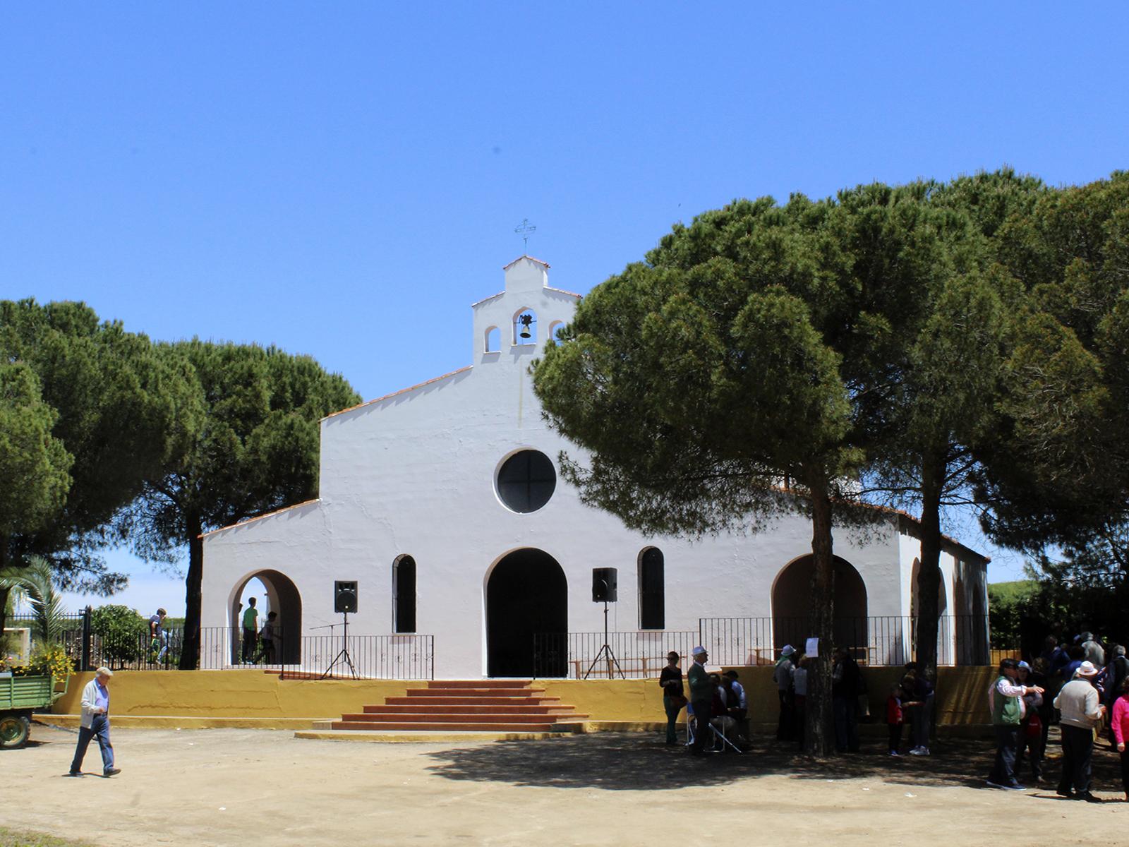 Ermita de San Isidro en el Pantano