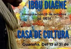 """Presentación del proyecto """"Un Talibé –Un Oficio"""" y de la exposición """"Esencia y Esperanza"""" del pintor senegalés Ibou Diagne (Teranga Extremadura)"""