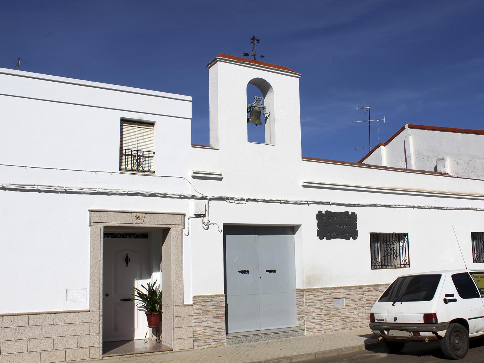 Hospitalillo de San Isidro en la Calle Salsipuedes