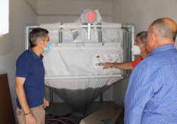 Caldera de biomasa para el Centro de Educación Infantil del Colegio Público San Gregorio