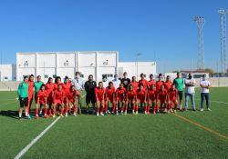 La Noria acoge el entrenamiento de la Selección de Marruecos de Fútbol Femenino antes de enfrentarse a la Selección Española Absoluta de fútbol femenino en Cáceres