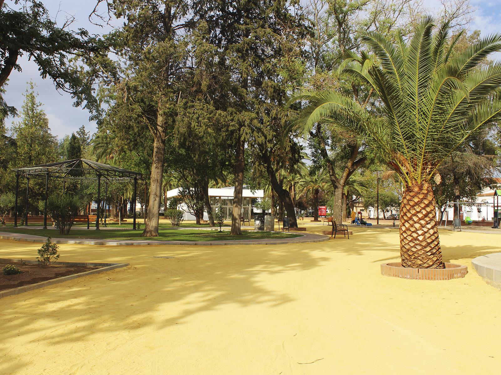 Parque San Ginés