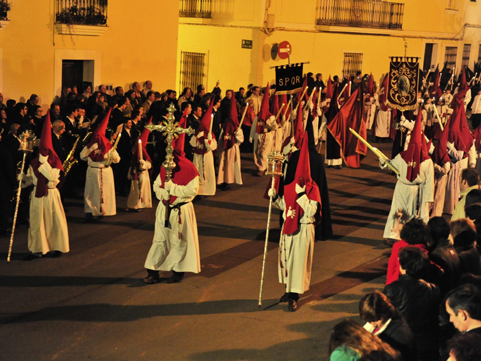 Viernes Santo en Guareña