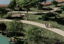 Inicio en breve de las obras del Parque Periurbano en el término municipal de Guareña