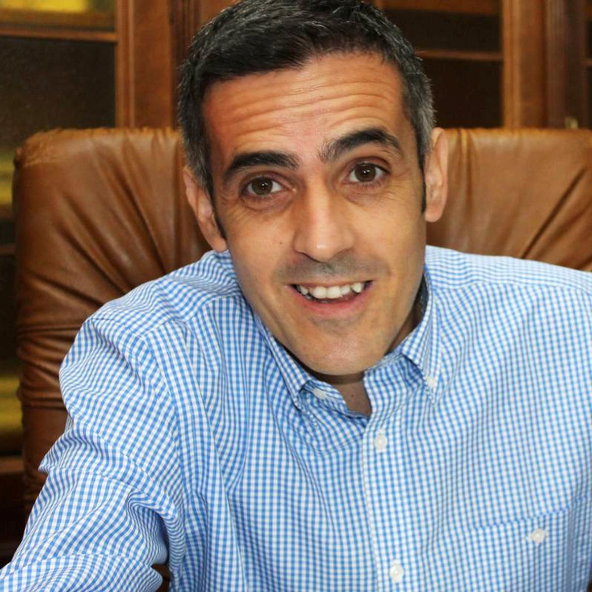 Abel González Ramiro - Alcalde de Guareña