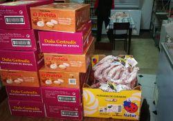 El Ayuntamiento de Guareña mantiene su dotación de 18.000 euros anuales al banco de alimentos