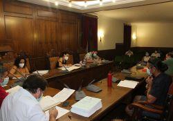 Aprobada una Moción Conjunta de la Corporación Municipal en recuerdo a las personas fallecidas durante el Estado de Alarma