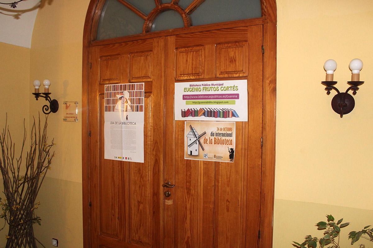 Biblioteca 'Eugenio Frutos Cortés'
