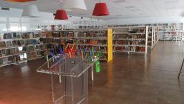 """La Biblioteca P.M. """"Eugenio Frutos"""" abre hoy sus nuevas puertas, tras 37 años de funcionamiento"""