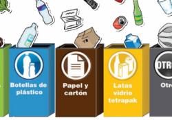 Separa y Recicla. Quiere a #GuareñaenNavidad