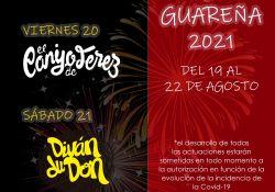 Presentación del cartel de conciertos para la Feria de Agosto 2021