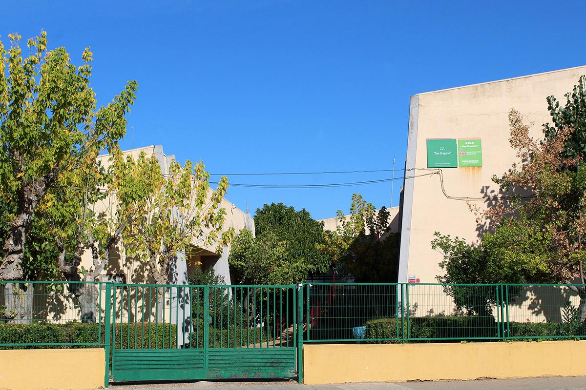 CEIP San Gregorio