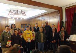 El Ayuntamiento de Guareña celebra los 40 años de Constitución