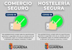 Los establecimientos de Guareña cumplen los requisitos de seguridad frente al COVID-19