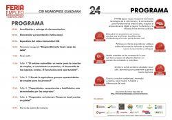I Edición de la Feria de empleo, emprendimiento y empresa 2019 en Guareña