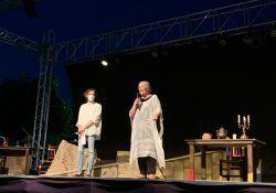 Éxito rotundo de la XV edición de Escénicas en Guareña que concluye con el broche de oro de María Garralón como madrina del festival