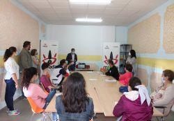 Inauguración del Curso 'Horticultura, fruticultura y gestión de residuos alimentarios'