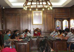 Moción Conjunta Corporación Municipal en agradecimiento a la participación y las iniciativas solidarias durante la pandemia del Cov-19