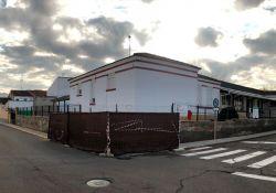 En marcha las obras del CEIP San Gregorio de Guareña