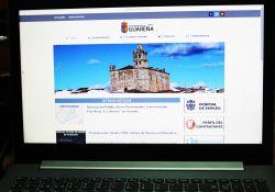 El ayuntamiento presenta una renovada página web municipal