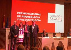 """Guareña galardonada por el proyecto """"Construyendo Tartesos"""""""